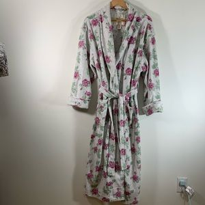 VICTORIA SECRET COUNTRY robe floral